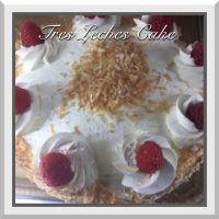 "7"" Tres Leches Cake"