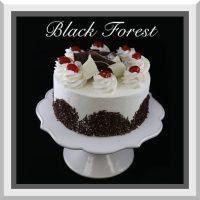 "7"" Black Forest Cake"