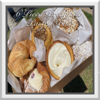 10% OFF - 6 PC Breakfast Pastry Box